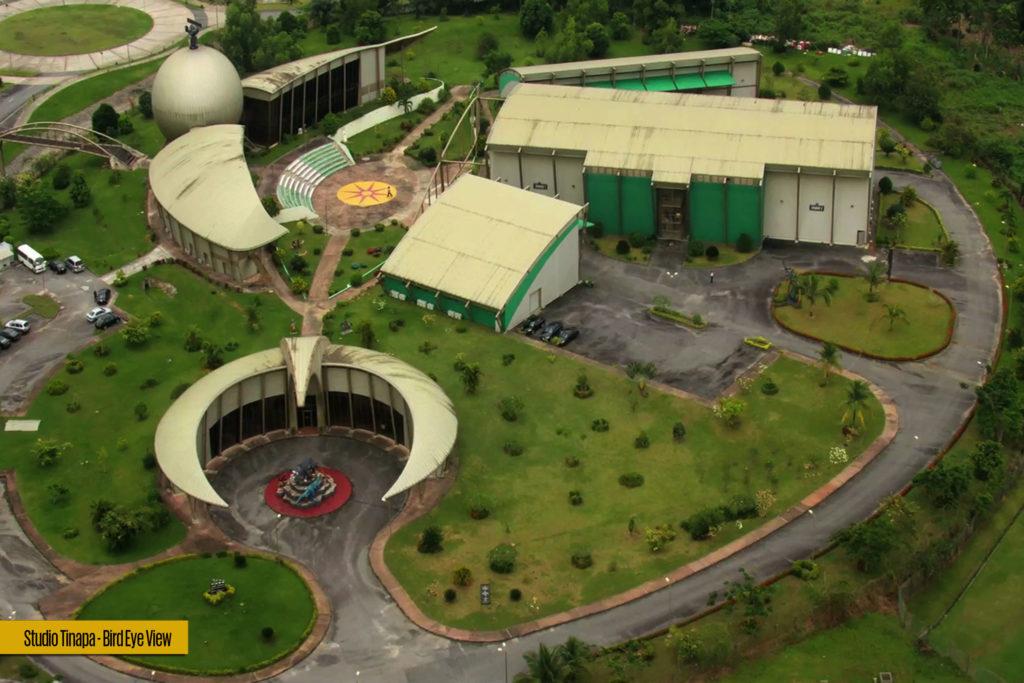 1. studio tinapa bird eye view