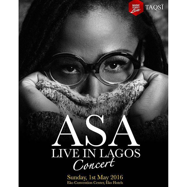 ASA LIVE IN CONCERT