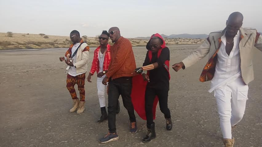 2BABA IN NAIROBI