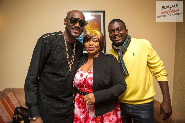 2Baba & Kelly Hansome