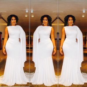 Actress Juliet Ibrahim is A Greek goddess 1