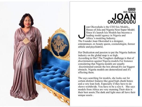 Joan Okorodudu