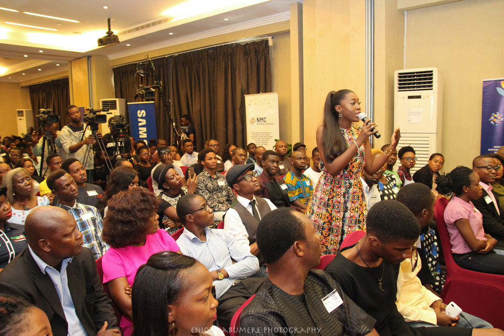 NEW MEDIA CONFERENCE 2016 - INTERACTIVE SESSION 1