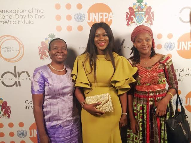 STEPHANIE LINUS IN GAMBIA
