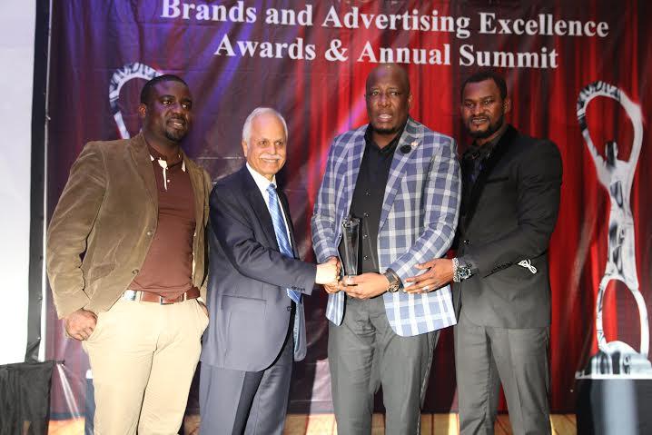 martin mabutho at marketing edge awards 2016