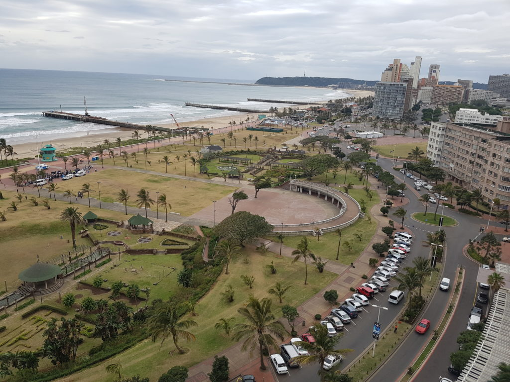 SOUTH AFRICAN TOURISM IN DURBAN AND MPUMULANGA 2016