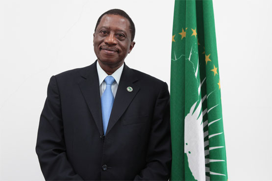 Commissioner for Social Affairs,African Union Commission, Dr.Mustapha Sidiki Kaloko.
