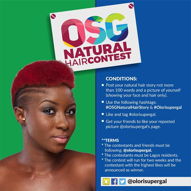 OSG Natural Hair Story