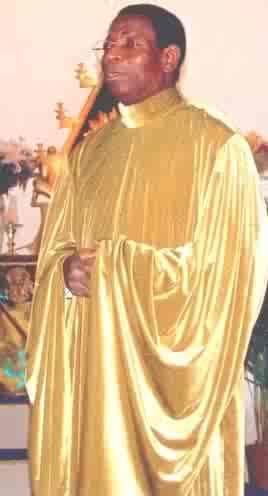 Pastor Mobiyina Oshoffa
