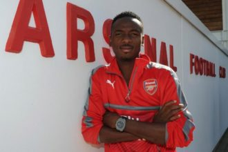 Nwakali-Arsenal