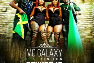 Mc Galaxy ft Beniton - Bounce it Remix
