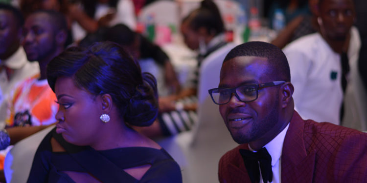 Funke Akindele and husband JJC Skillz talks about their new TV show 'Industreet' in an interview