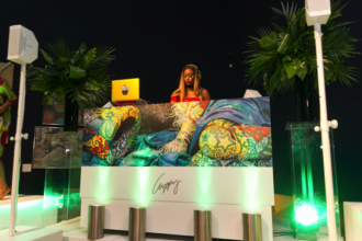 DJ Cuppy and Temi host Bonhams in London