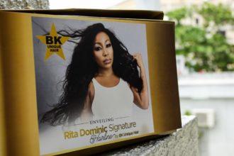 BK Unique Hair Unveils The Rita Dominic Signature Hair Line In Lagos