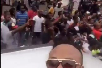 Kcee And Tekno Shut Down Liberia