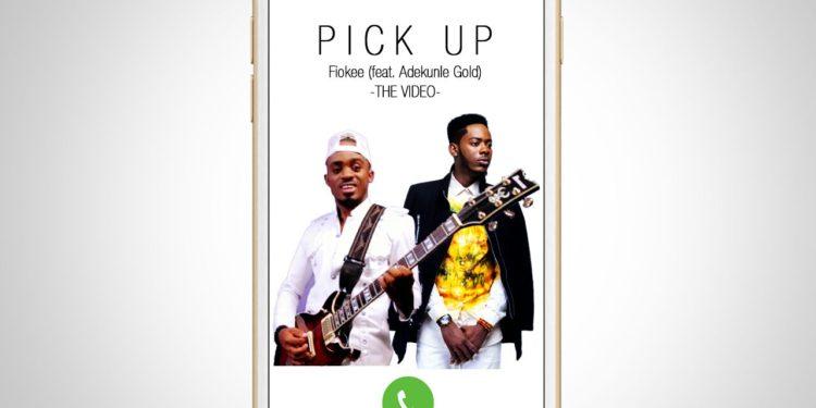 FIOKEE FT ADEKUNLE GOLD - PICK UP (GUITAR COVER)