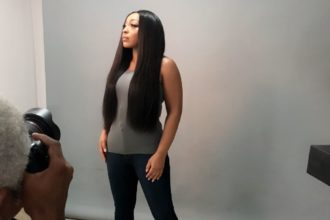 RITA DOMINIC PARTNERS WITH BK UNIQUE HAIR