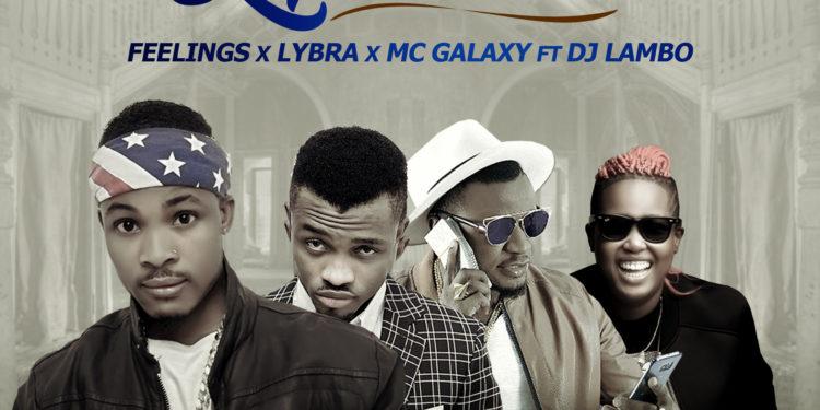 "Mc Galaxy Presents New Artist ""Feelings"" with New Song ""Lap Dance"" Featuring Dj Lambo and Lybra"