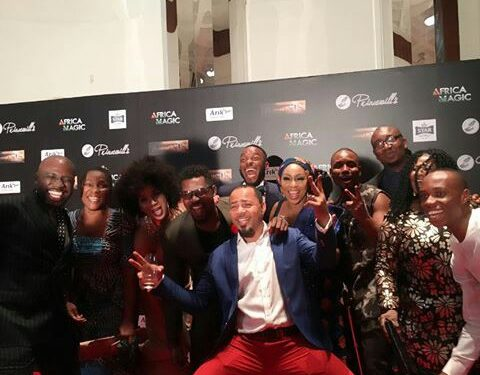 '76' Movie Nigerian Premiere: Nollywood Stars Shine (Photos)