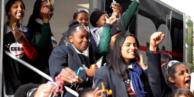 South African Teenage Girls Have Built Africa's First-Ever Private Satellite
