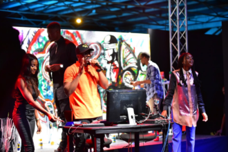 Simi, Vector, Falana, Other Musicians In Live Collaborations With Visual Artists at Art X Lagos