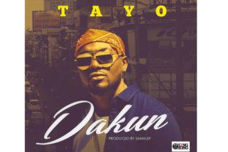 New music VIDEO: Tayo Faniran