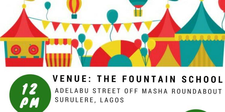Lagos Yard Sale Discount Event