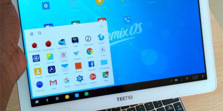 TECNO's New All-in-1 DroiPad Tablet PC
