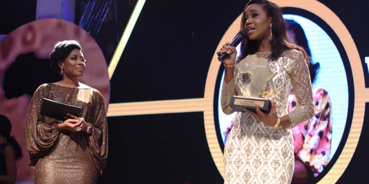 Ayo Thompson- Winner -The Future AWARDS Africa Prize for On Air Personality Audio