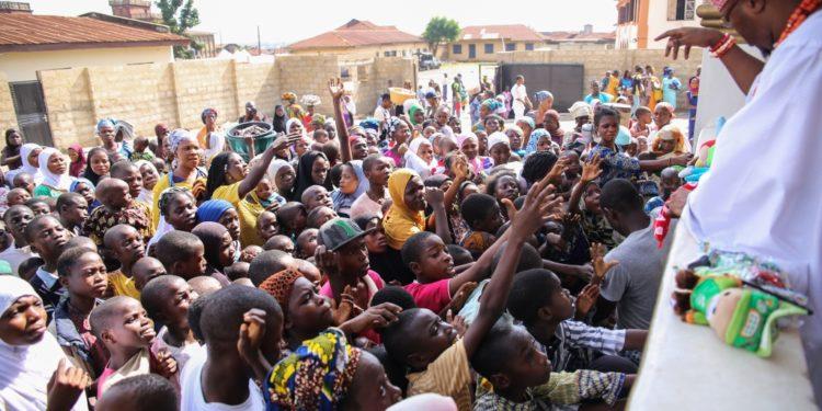Ariyike Arise Annual Charity Festival In Iwo, Osun