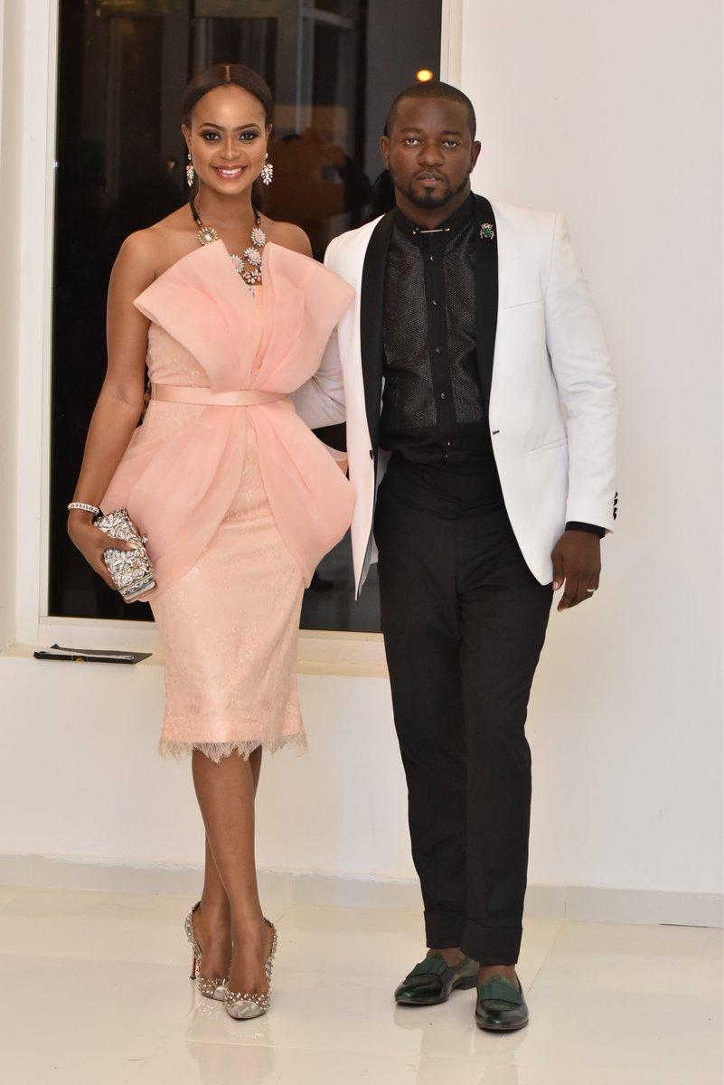 Omowunmi Akinfesi and Uche Nnaji