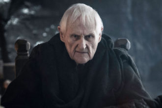 """Peter Vaughan, who played the enigmatic Maester Aemon in """"Game of Thrones died at the age of 93"""