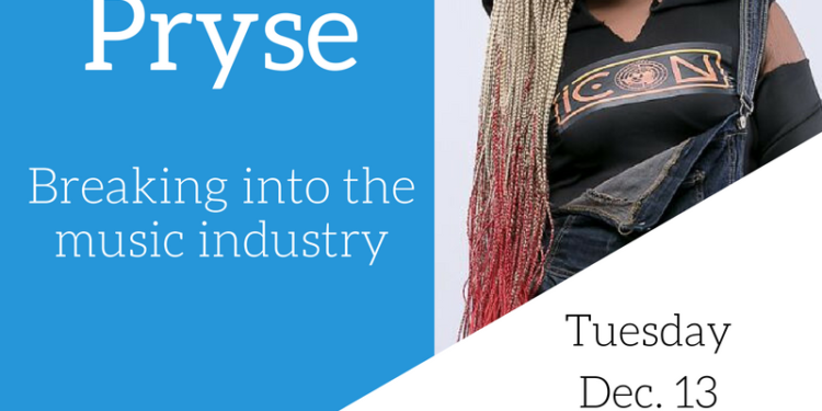 Webinar With Pryse