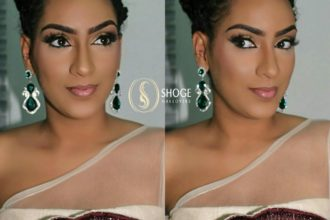 What Juliet Ibrahim Wore to the #AMVCA2017 Nominees Announcement