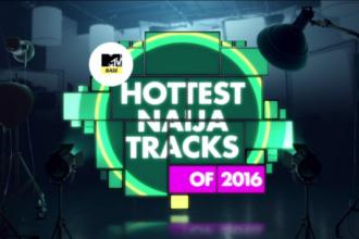 MTV Base hottest Naija Tracks 2016