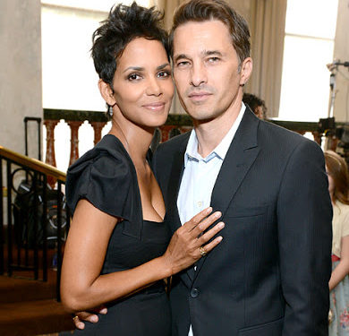 Halle Berry and Oliver Martinez