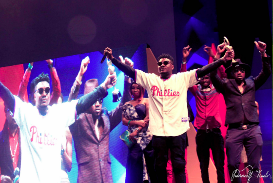 Photos from the The Nigeria Music Video Award 2016