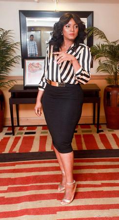 Omotola Becomes Brand Ambassador for NLPGA