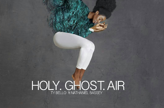 ty bello holy ghost air cover art