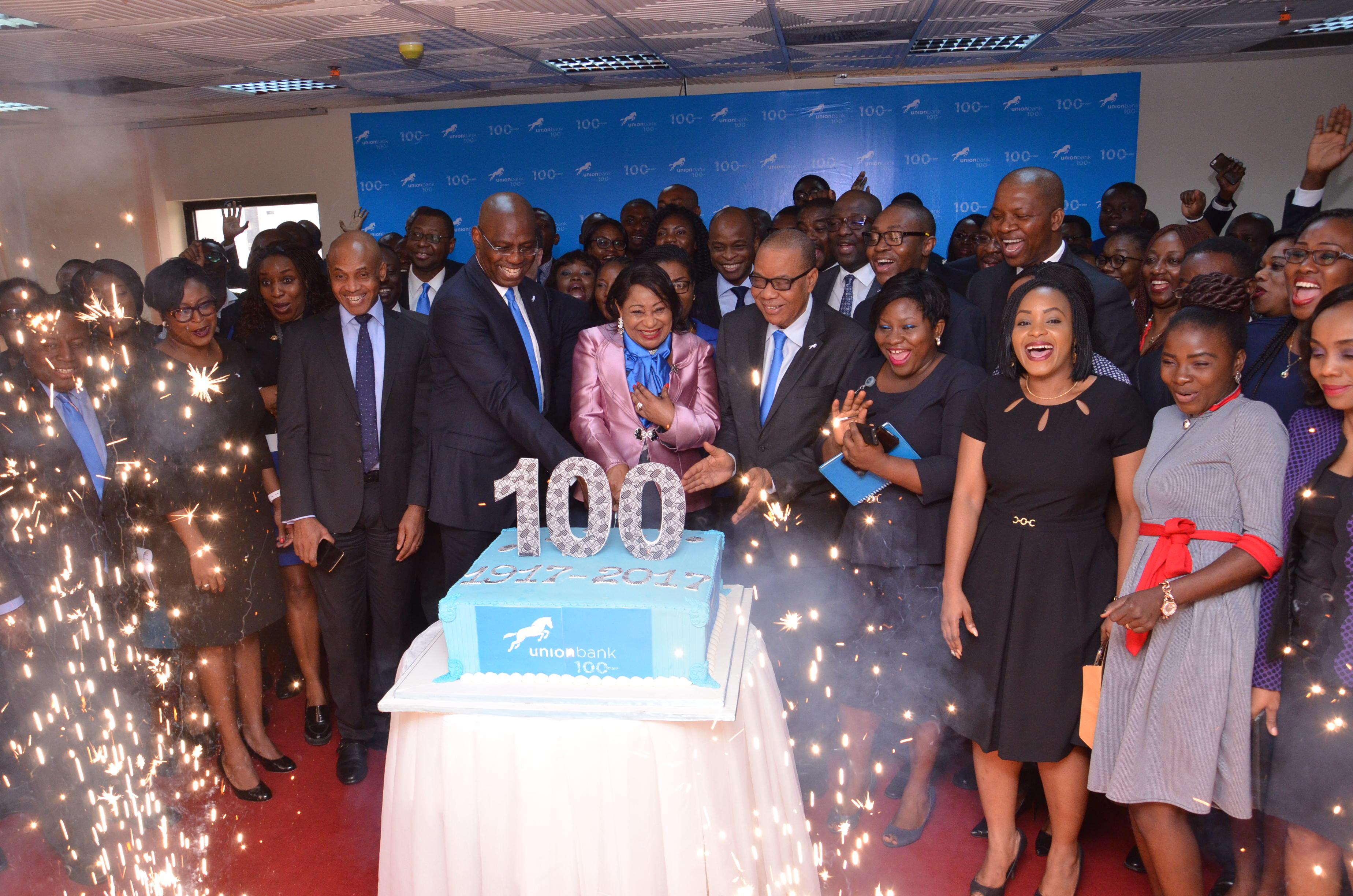 Celebrating Union Bank's 100-Year Anniversary
