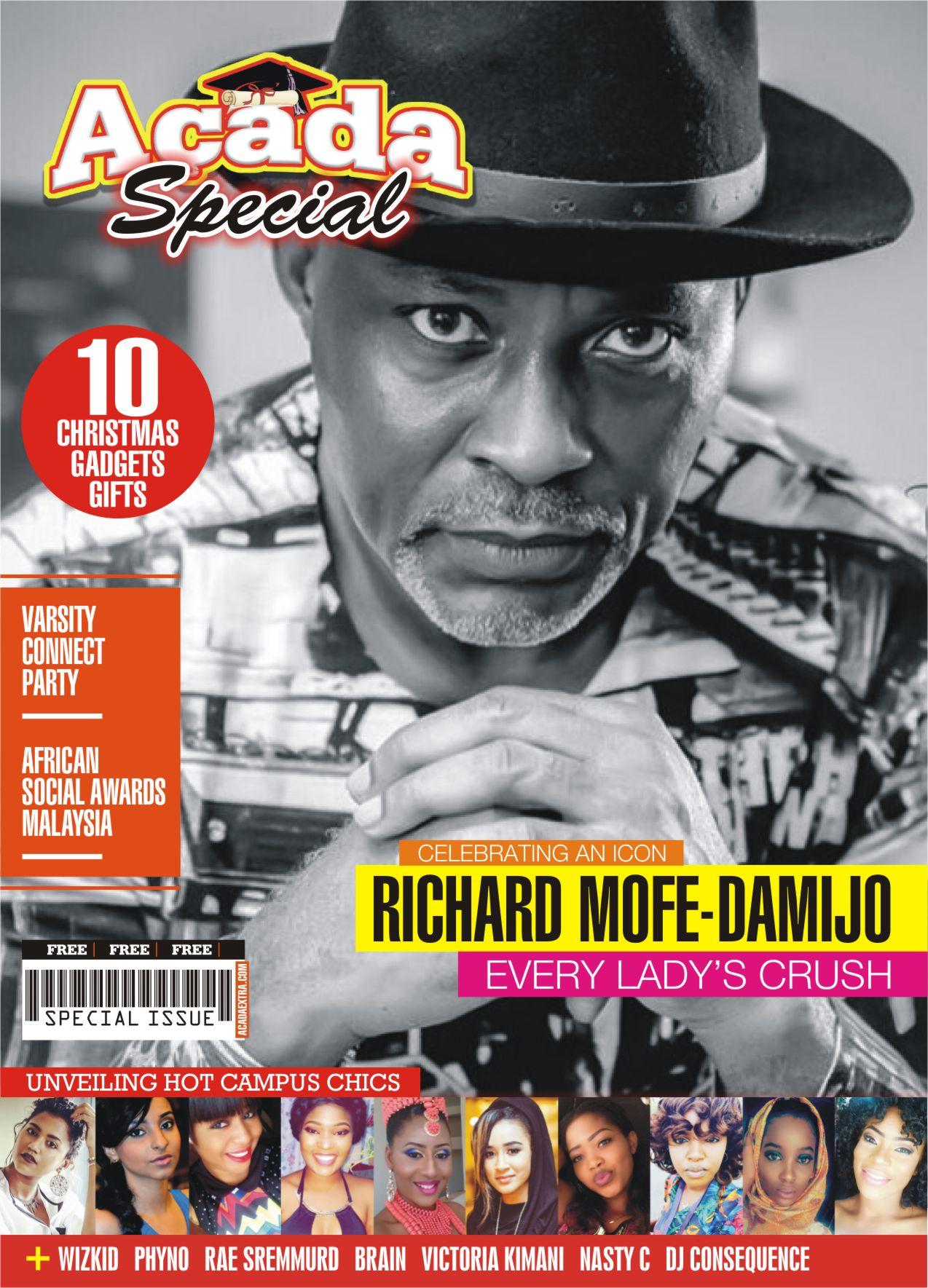 Acada Magazine Celebrates 10th Anniversary