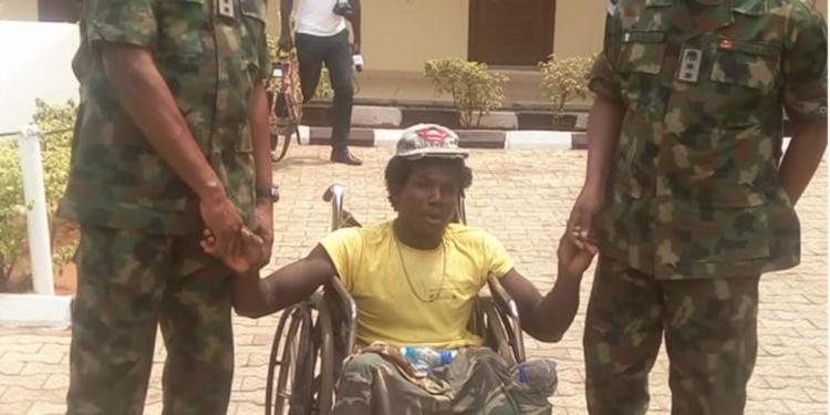 Crippled Man