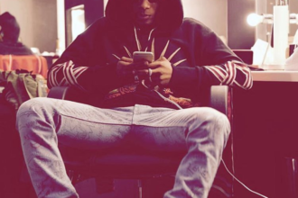 Wizkid' Gucci hoodie of a Million Naira