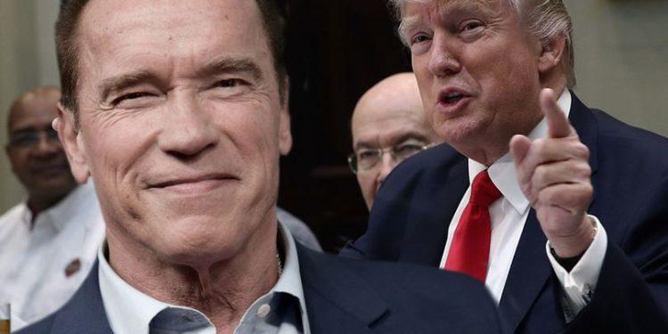 Arnold Donald