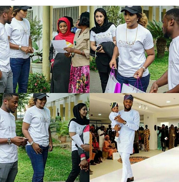 Lilian Esoro Spotted With Ubi Franklin For The First Time Together Since Split