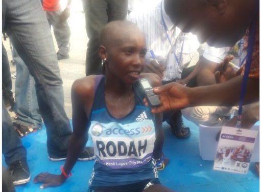 rodah-lagos marathon 2017