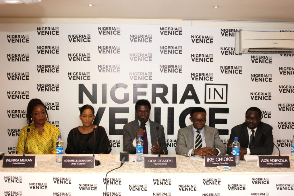 NIGERIA IN VENICE-OLORISUPERGAL