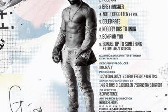 "Iyanya tracklist for ""Signature"" EP"