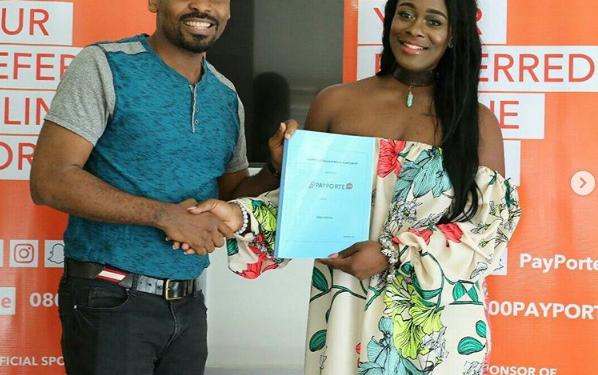 Former Big Brother Naija Housemate Uriel Becomes Payporte Fashion Ambassador