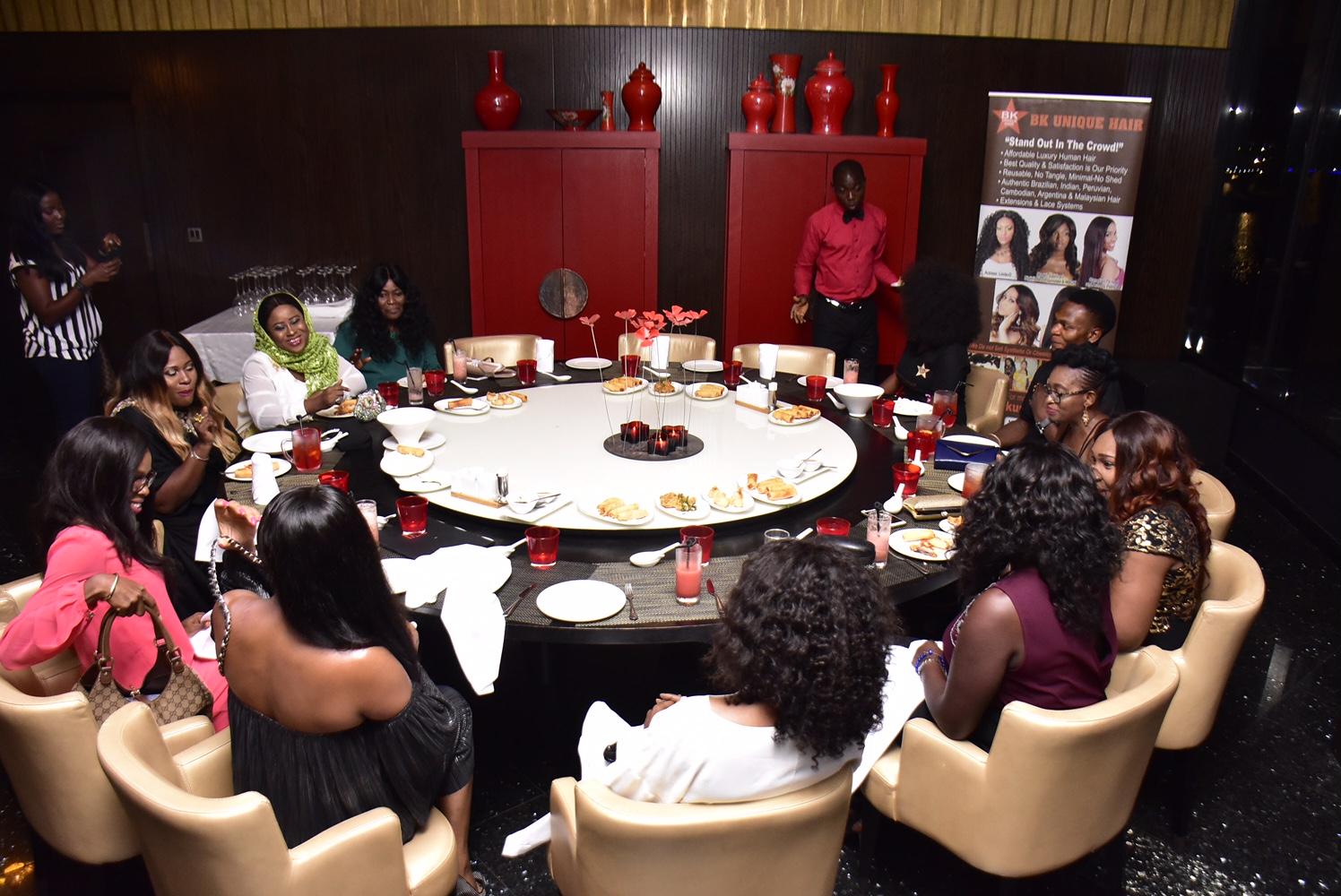 BK Unique Hair MyHairMyCrown Campaign With Brand Ambassador Rita Dominic